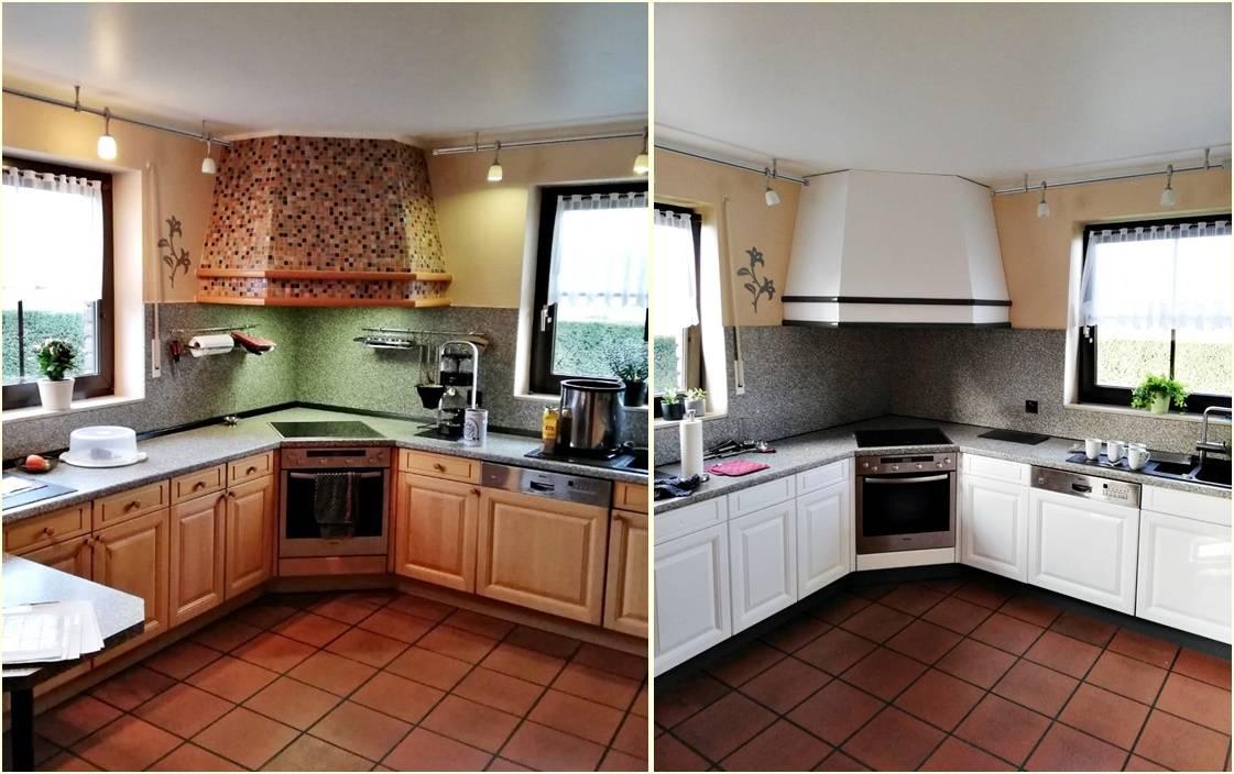 Turbo möbellackierung,möbelrenovierung,Küchenfronten lackieren lassen JH09